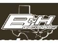 B & H Custom Hitches & Accessories - logo