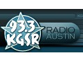 KGSR FM 93.3 - logo